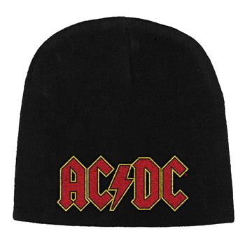 Buy Logo Beanie by AC/DC