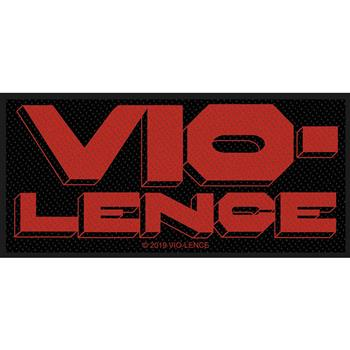 Vio-lence Logo Patch