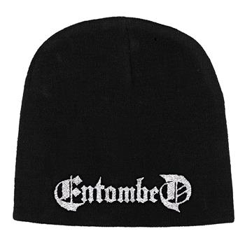 Buy Logo Beanie by Entombed