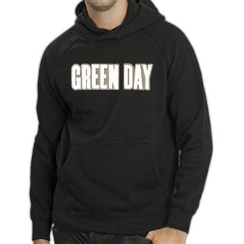 Green Day Logo Pullover Hoodie (Import)