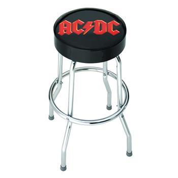 AC/DC Logo Bar Stool