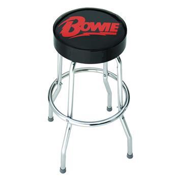 David Bowie Logo Bar Stool