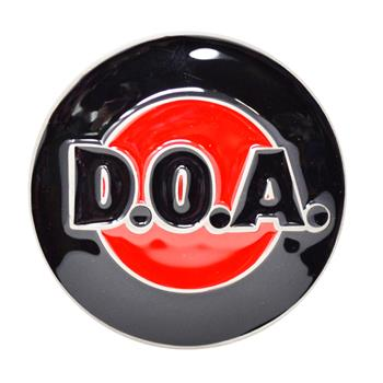 D.O.A. Logo Buckle