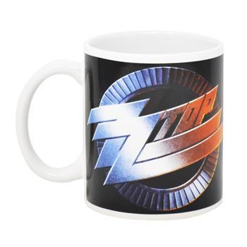 Buy Logo Mug by ZZ Top