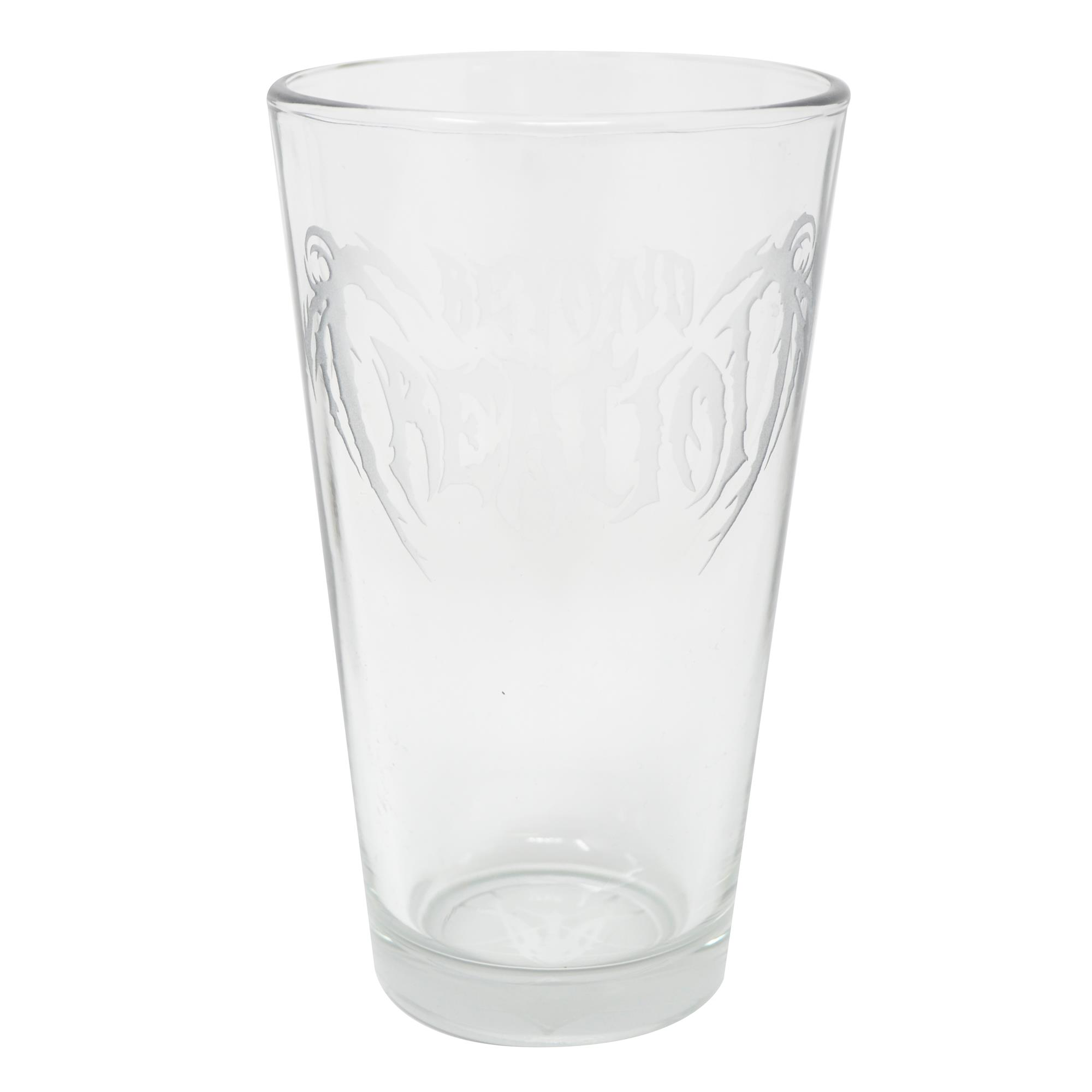 Logo Beer Glass