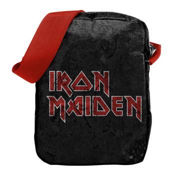 Iron Maiden Logo Crossbody Bag