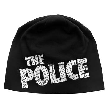 Police (the) Logo (Discharge) Beanie