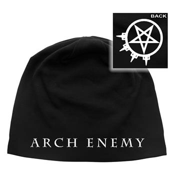 Buy Logo (Discharge) Beanie by Arch Enemy
