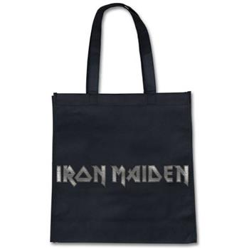 Buy Logo Eco Bag by Iron Maiden