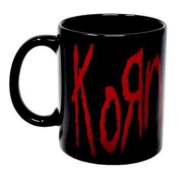 Korn Logo Mug