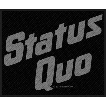 Status Quo Logo Patch