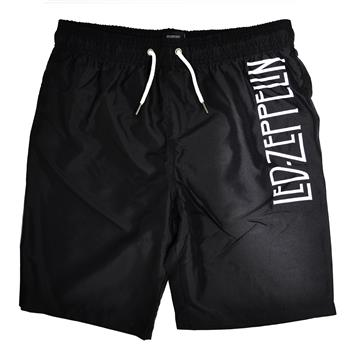 Led Zeppelin Logo Swiming Shorts
