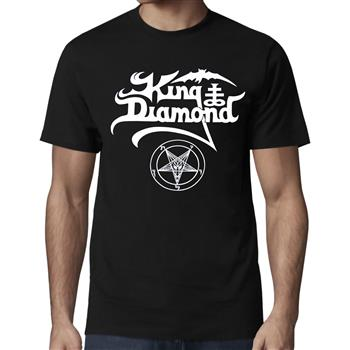 King Diamond Logo T-shirt