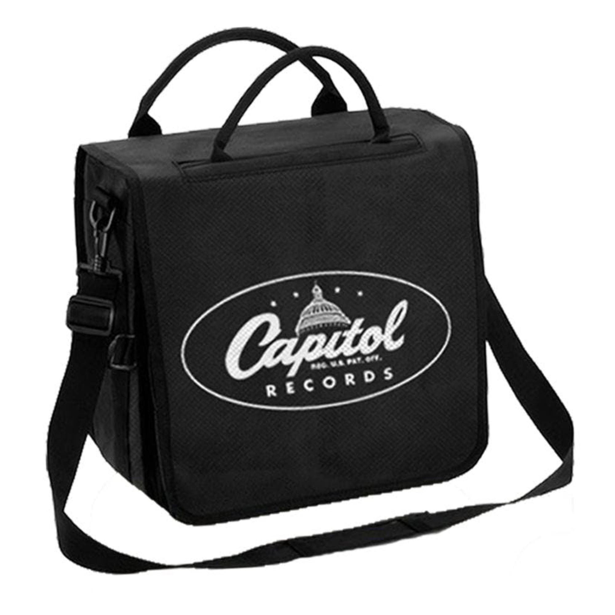 Logo Vinyl Backpack