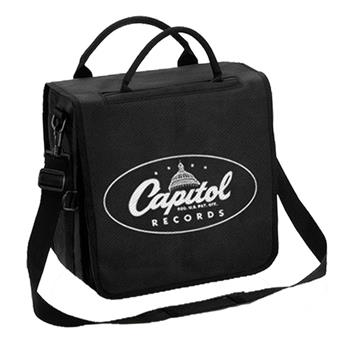 Capitol Records Logo Vinyl Backpack