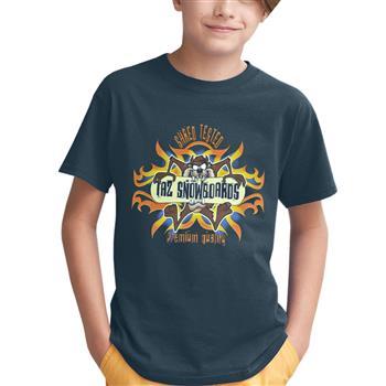 Loony Tunes - Taz Snowboards Shirt