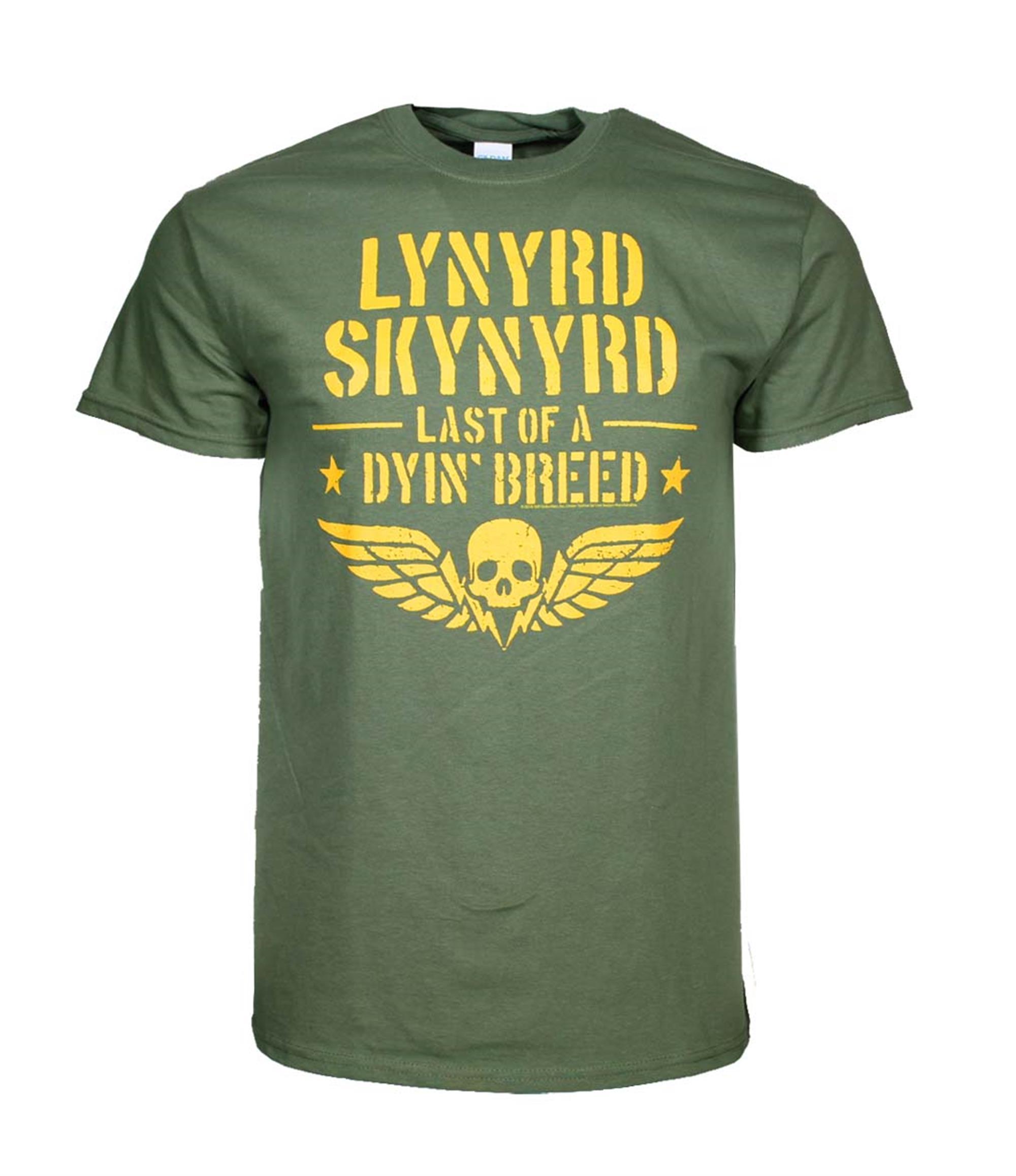 Lynyrd Skynyrd Last of a Dying Breed T-Shirt