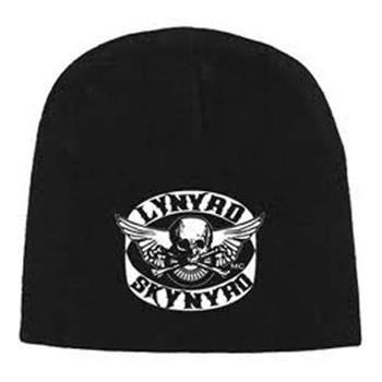 Buy Lynyrd Skynyrd Skull Wing Beanie Hat by Lynyrd Skynyrd
