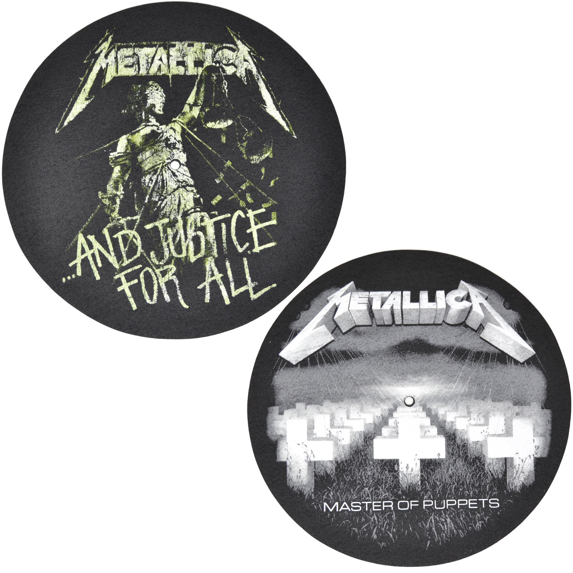 Master Of Puppets / And Justice For All Slipmat