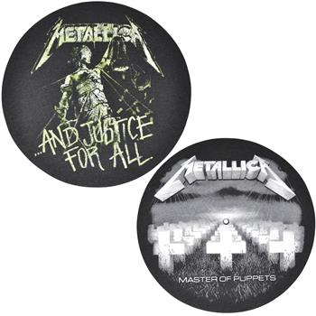 Metallica Master Of Puppets / And Justice For All