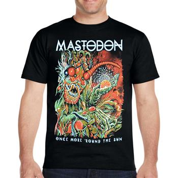 Mastodon Once More 'Round the Sun