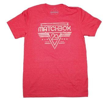 Matchbox 20 Matchbox 20 Alpha Crest T-Shirt