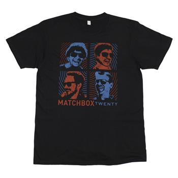 Buy Matchbox 20 Frequency T-Shirt by Matchbox 20