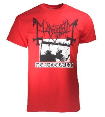Mayhem Mayhem Deathcrush T-Shirt