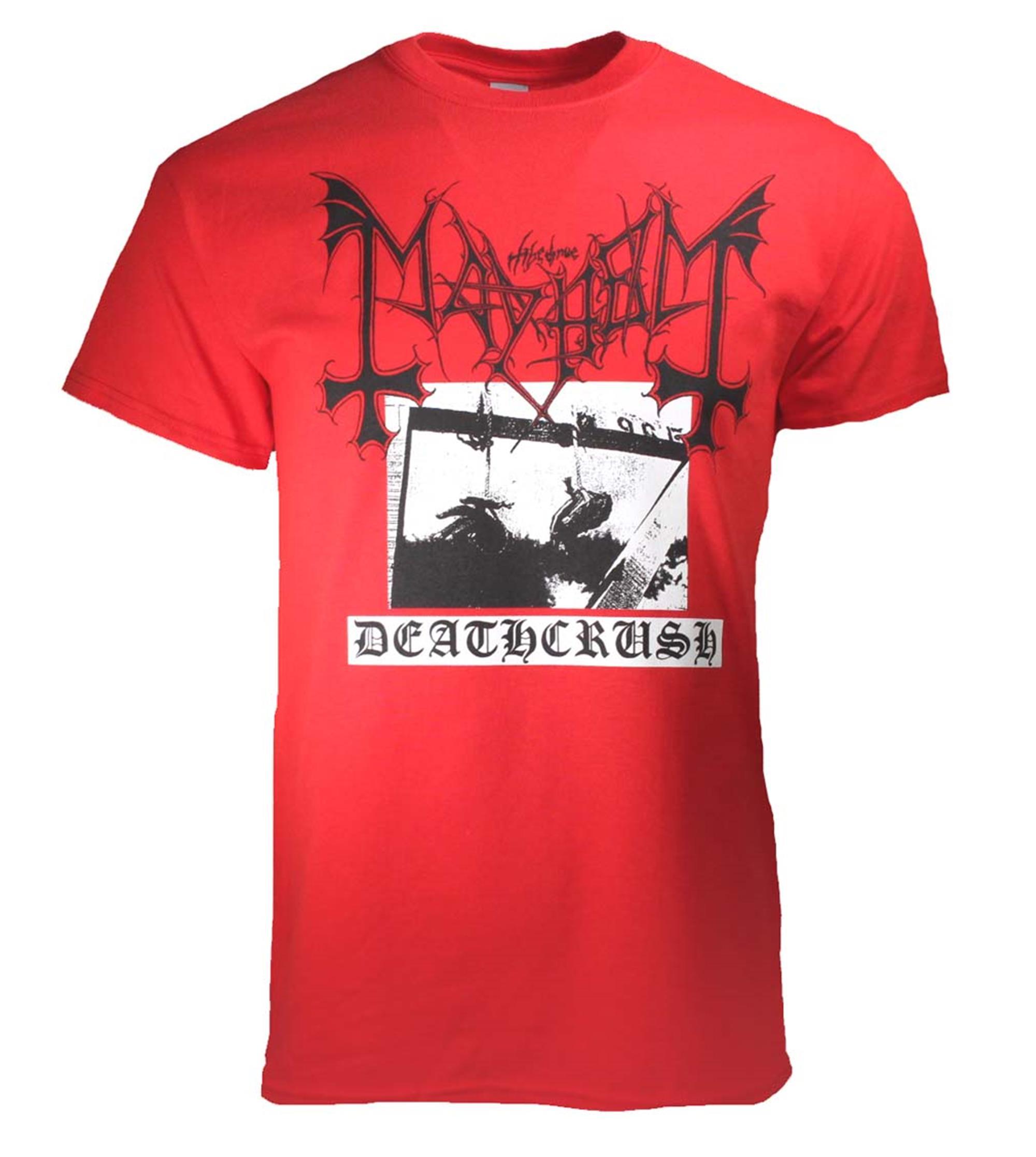 Mayhem Deathcrush T-Shirt