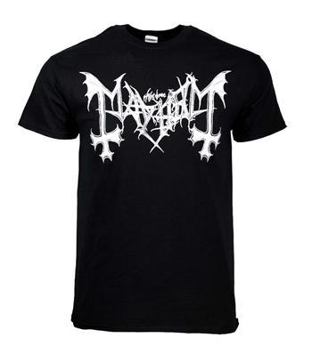 Mayhem Mayhem Logo T-Shirt