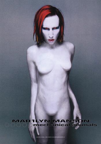 Marilyn Manson Mechanical Animal
