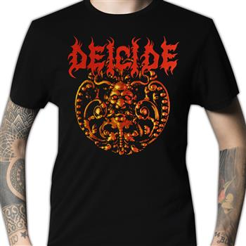 Buy Medallion (Variant) T-Shirt by Deicide