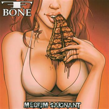 Buy Medium Saignant CD by T-Bone