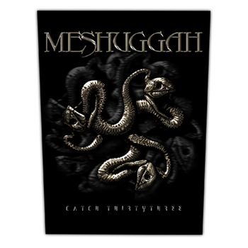 Meshuggah Catch 33 Patch