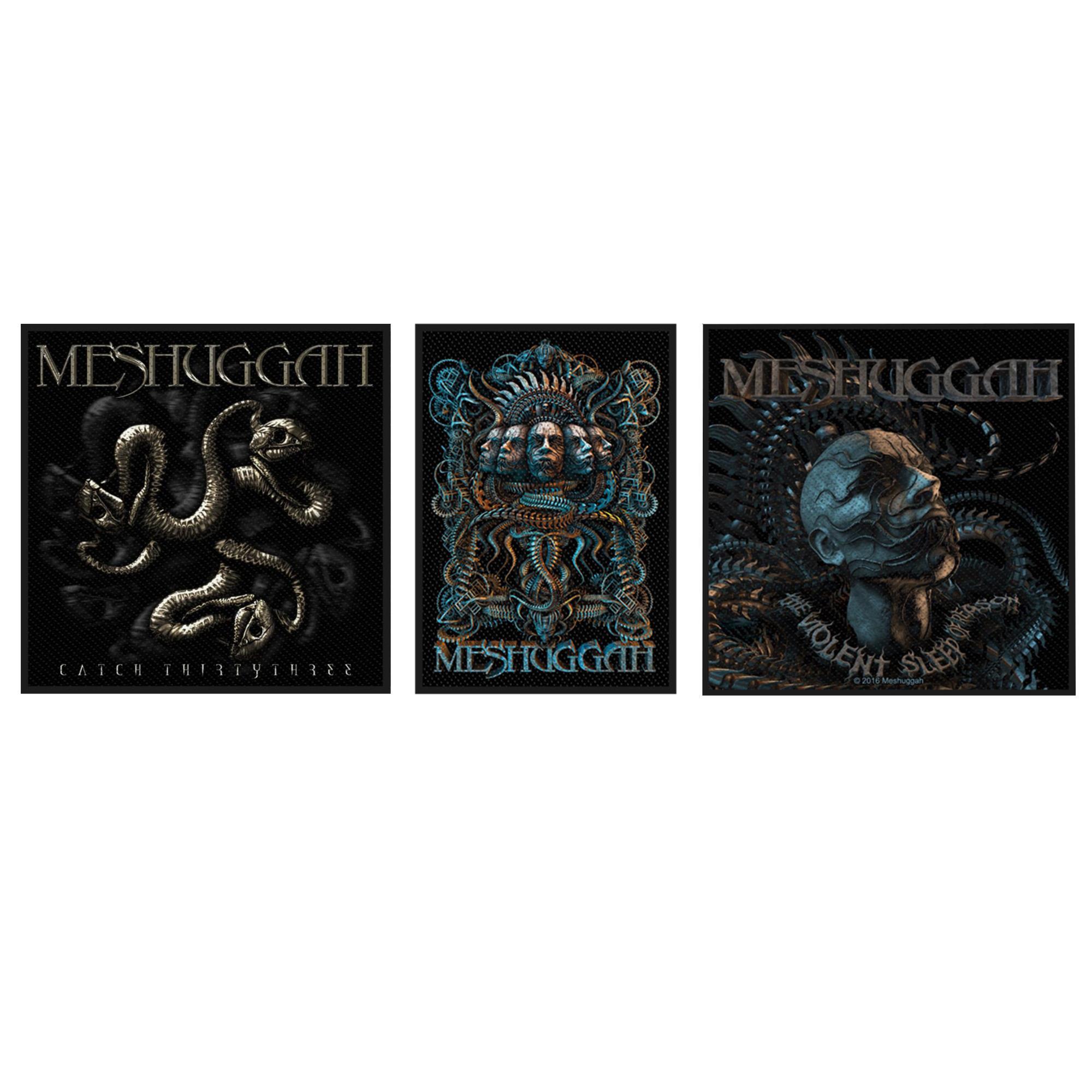 Meshuggah Patch Pack