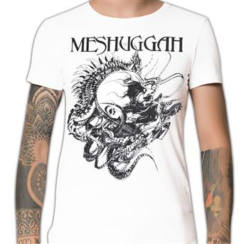 Buy Spine Head T-Shirt by Meshuggah