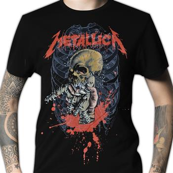 Buy Alien Birth T-Shirt by Metallica