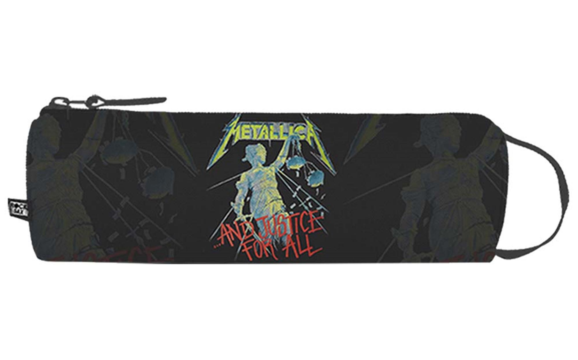 Metallica And Justice for All Pencil Case