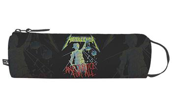 Metallica Metallica And Justice for All Pencil Case