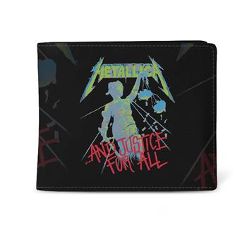 Metallica Metallica And Justice for All Wallet