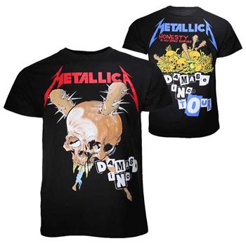 Buy Metallica Damage Inc. Tour T-Shirt by Metallica