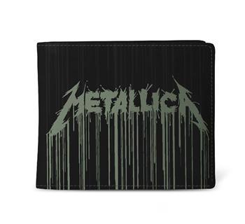 Metallica Metallica Drip Wallet
