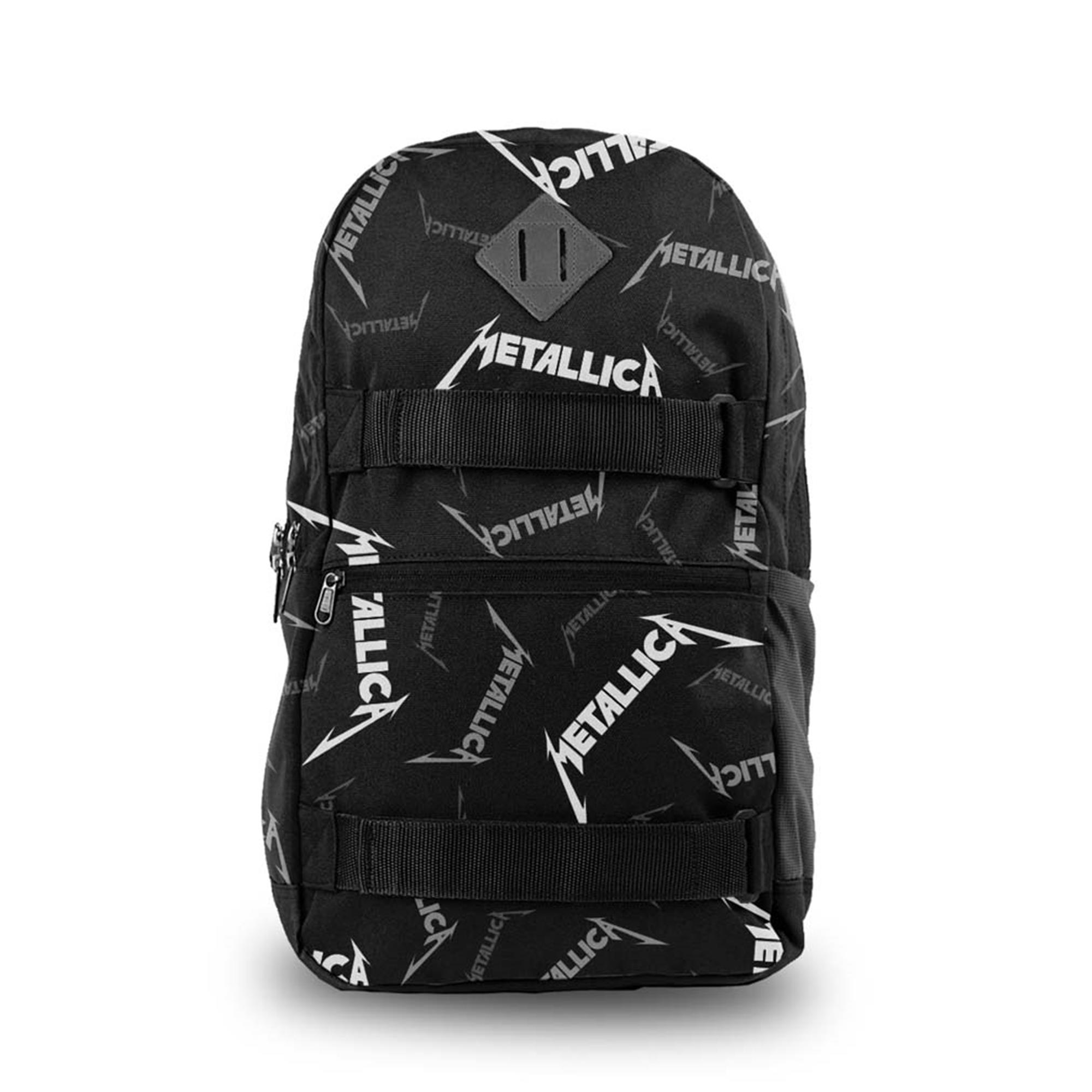 Metallica Fade to Black Skate Bag