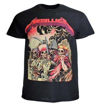 Buy Metallica Four Horsemen T-Shirt by Metallica