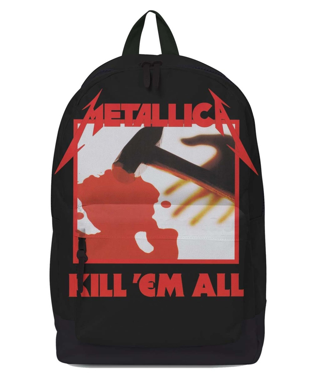 Metallica Kill Em All Classic Backpack