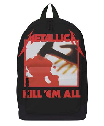 Metallica Metallica Kill Em All Classic Backpack