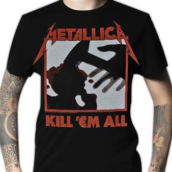 Buy Kill Em All T-Shirt by Metallica