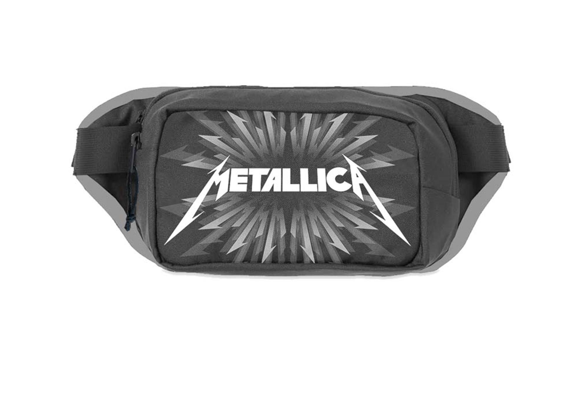 Metallica Lightning Shoulder Bag