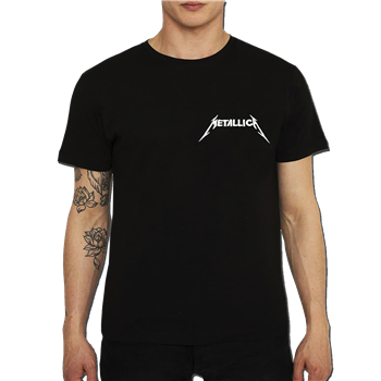 Buy Pocket Logo Embroidered by Metallica