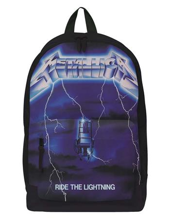 Metallica Metallica Ride the Lightning Classic Backpack
